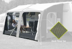 Kampa Mesh Panel Set - Rally AIR Pro 390