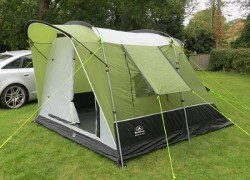 Sunncamp Silhouette 200 Plus Weekend Tent
