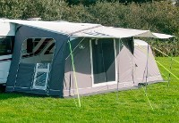 Sunncamp Advance 390 Air Caravan Awning