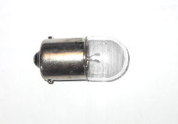12V Single Contact Bulb - 5W 15mm Bayonet