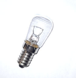 12V 25W Screw Base Bulb