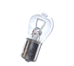 12V Single Contact Bulb - 21W 15mm Bayonet