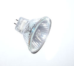 12V 35mm Halogen Bulb - 20W 36° Dichroic 2 Pin