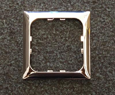 C-Line 1 Way Face Plate - CSG Gloss Chrome