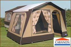 Cabanon Venus Trailer Tent