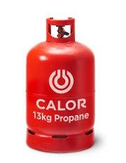 Calor Gas 13KG Propane - REFILL
