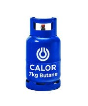 Calor Butane Gas Bottles 7KG EMPTY