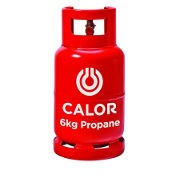 Calor Gas 6KG Propane - REFILL