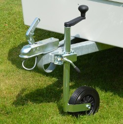 Camp-let Jockey Wheel