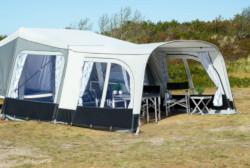 Camp-let Living Plus Sun Canopy - Sand