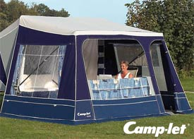 Camp-let Apollo trailer tent