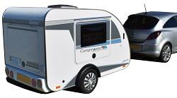 Campmaster Lightweight Caravan