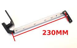 Caravan Window Stay - Auto Polyfix 230mm Lever Lock