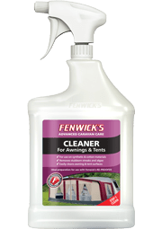 Fenwick's Awning and Gazebo Cleaner - 1L Spray Bottle