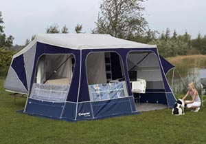 Camp-let Concorde trailer tent