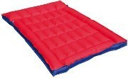 Euro Trail Double Rubber Box Airbed