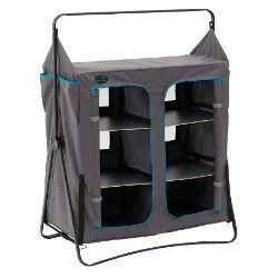 Easy Camp Corby Double Camping Cupboard