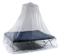 Easy Camp Over-Bed Mosquito Net - Double