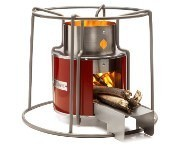 Ezy Stove Wood Fuelled Camp Cooker
