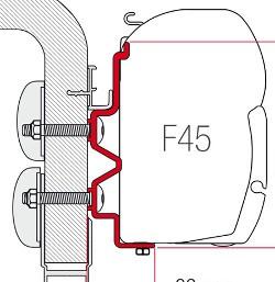 Fiamma Kit Adapter Hymercamp