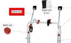 Fiamma Carry Bike T4 Upper Rear Profile