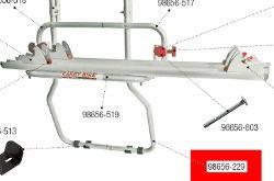 Fiamma Carry Bike Trafic D / DL - Lower Structure