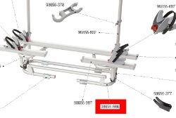 Fiamma Carry Bike XLA Pro Base Structure