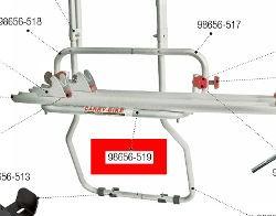 Fiamma Carry Bike Trafic D Rail Support frame