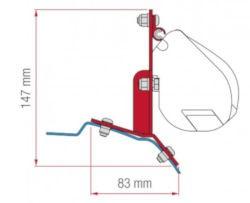 Fiamma Kit F35 Ford Custom