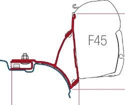 Fiamma Kit F45 VW T5 Transporter Multivan