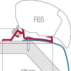 Fiamma F65 Kit Laika Rexosline / Kreos 09