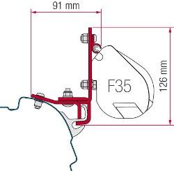 Fiamma F35 Kit Brandrup VW T5
