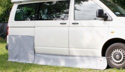 Fiamma Awning Skirting - VW T5