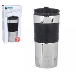 B&Co Hamelin 380ml Leak Proof Thermal Mug Stainless Steel