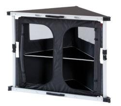 Isabella Folding Corner Cupboard