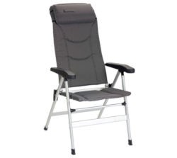 Isabella Thor Chair with Head Rest - Light Grey