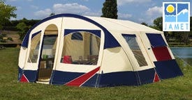 Jamet Dakota Trailer Tent