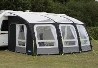 Kampa Ace AIR 400 Caravan Awning - 2016
