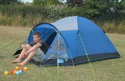 Kampa Brighton 3 Person Festival Tent