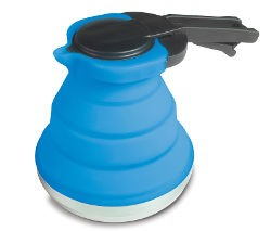 Kampa Collapsible Kettle - Blue