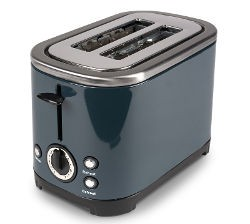 Kampa Deco Stainless Steel Toaster - Grey