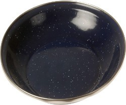 Kampa Enamel Bowl - Black