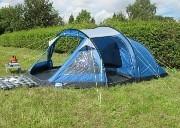 Kampa Mersea 4 Tunnel Tent