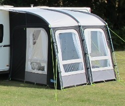 Kampa Rally Pro 260 Caravan Porch Awning