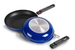 Kampa Sous Non-Stick Frying Pan Set