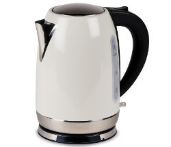 Kampa Tempest 1.7L Electric Kettle - Cream