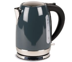 Kampa Tempest 1.7L Electric Kettle - Grey