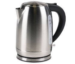 Kampa Tempest 1.7L Electric Kettle - Silver