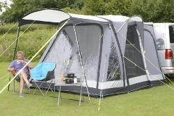 Kampa Travel Pod Motion AIR drive-away awning