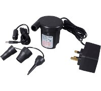 Kampa Twister 2 Way Electric Inflator
